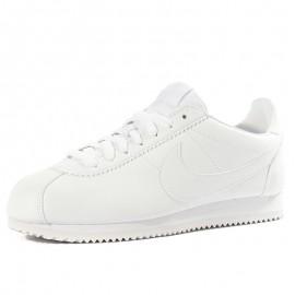 Cortez Femme Chaussures Blanc
