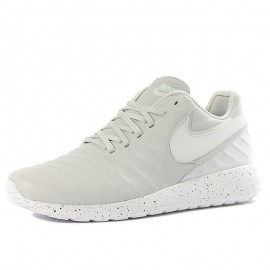 Roshe Tiempo VI Homme Chaussures Blanc
