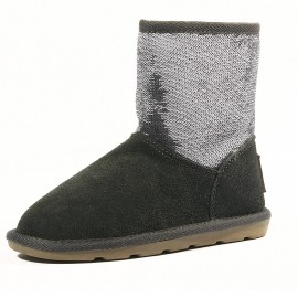 Anetta Fille Chaussures Gris