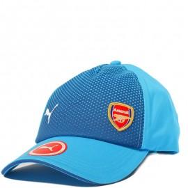 Arsenal Homme Casquette Football Bleu