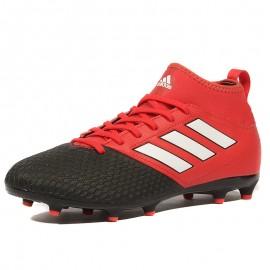 Ace 17.3 FG Garçon Chaussures Football Rouge