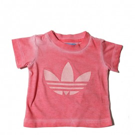 Trefoil Bébé Fille Tee-shirt  Rose