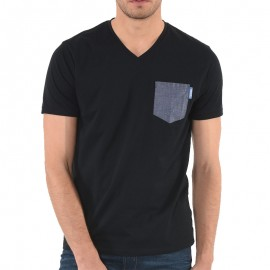 Givar Homme Tee-Shirt Noir