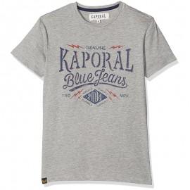 Naker Garçon  Tee-shirt Gris