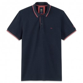 Poltim Homme Polo Marine