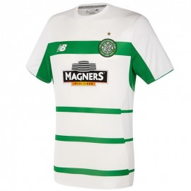 FC Celtic Homme Maillot Football Blanc