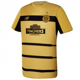 FC Celtic Homme Maillot Football Doré
