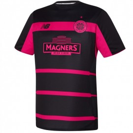 FC Celtic Homme Maillot Football Noir