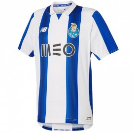 FC Porto Homme Maillot Football Blanc