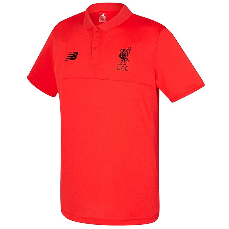 Fluo Polo Liverpool Football Fc Homme Orange SLqpzMUjVG