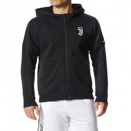 Juventus de Turin Homme Sweat Football Noir