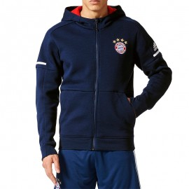Bayern de Munich Homme Sweat Football Marine