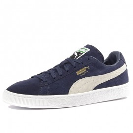 Suede Classic + Homme Chaussures Marine