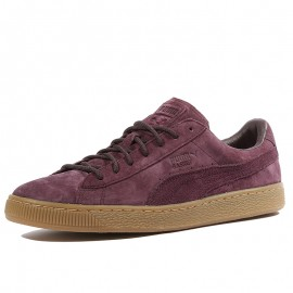 Basket Classic Winterized Homme Chaussures Violet