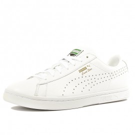 Court Star Homme Chaussures Blanc