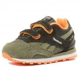 Gl 3000 Bébé Garçon Chaussures Kaki