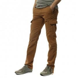 Slam Multipoches Homme Pantalon Caramel