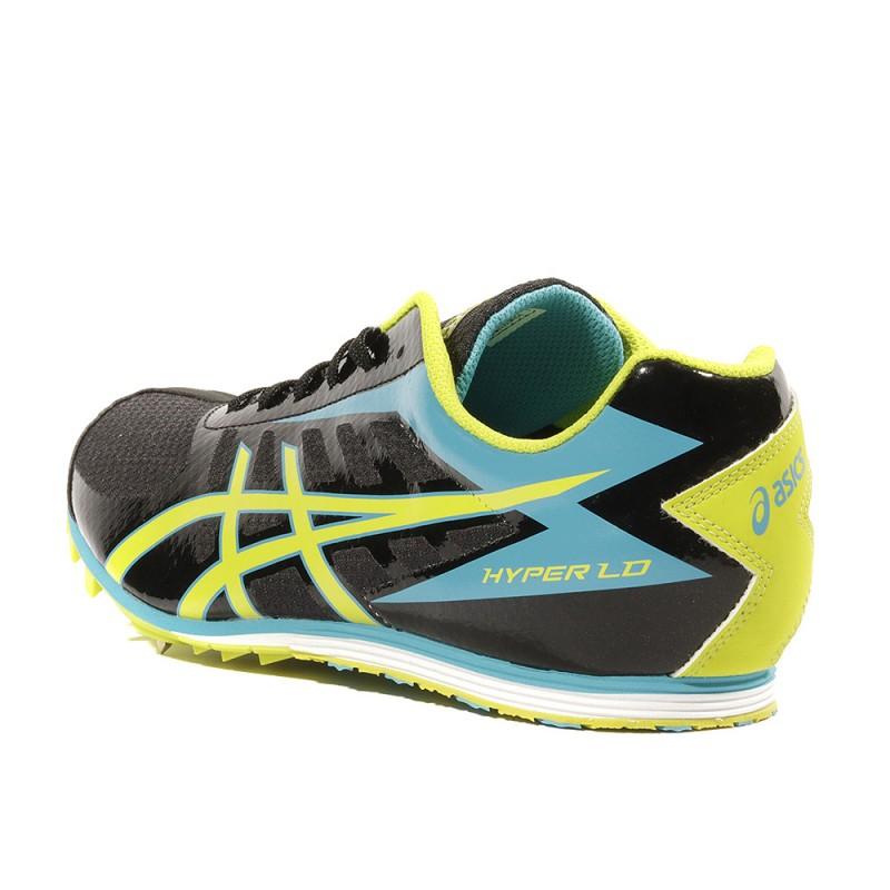 Hyper LD 5 Homme Garçon Chaussures Athlétisme Noir