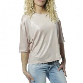Bonita Femme Tee-shirt Rose