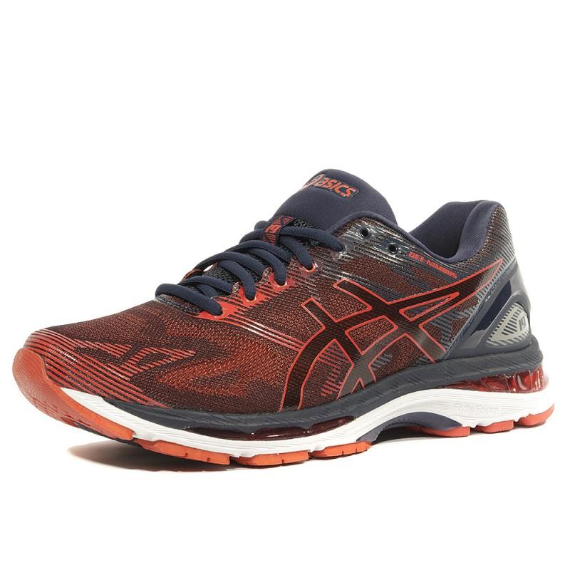 Rouge Bleu Homme 19 Gel Nimbus Chaussures Running VSzMpUqG