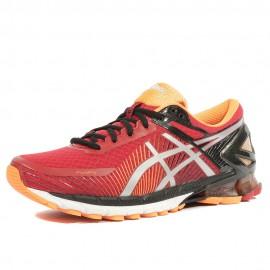 Gel-Kinsei 6 Homme Chaussures Running Rouge