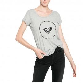 Erjz Femme Tee-Shirt Gris
