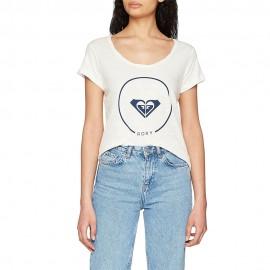 Erjz Femme Tee-Shirt Blanc