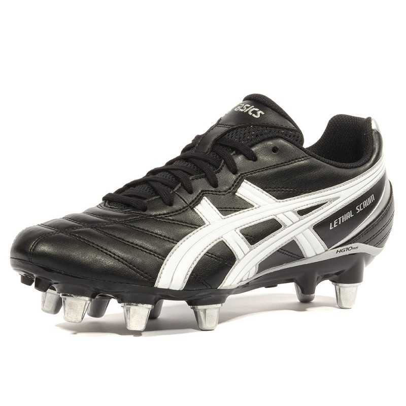 Lethal Chaussures Rugby Noir Scrum Homme 76vfyYgb