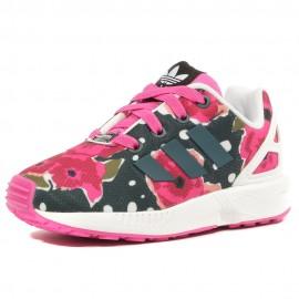 ZX Flux EL Fille Chaussures Rose
