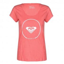 Erjz Femme Tee-Shirt Rose