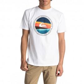 Eqyz Homme Tee-Shirt Blanc
