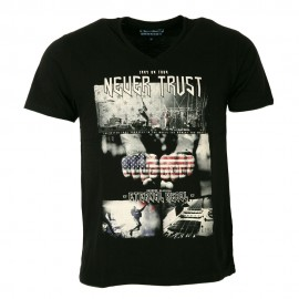 Mc Homme Tee-Shirt Noir