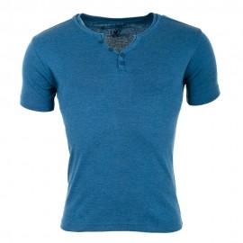 Openc Homme Tee-Shirt Bleu