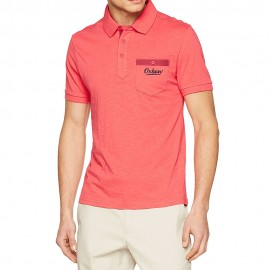 Flamme Homme Tee-Shirt Rouge Oxbow