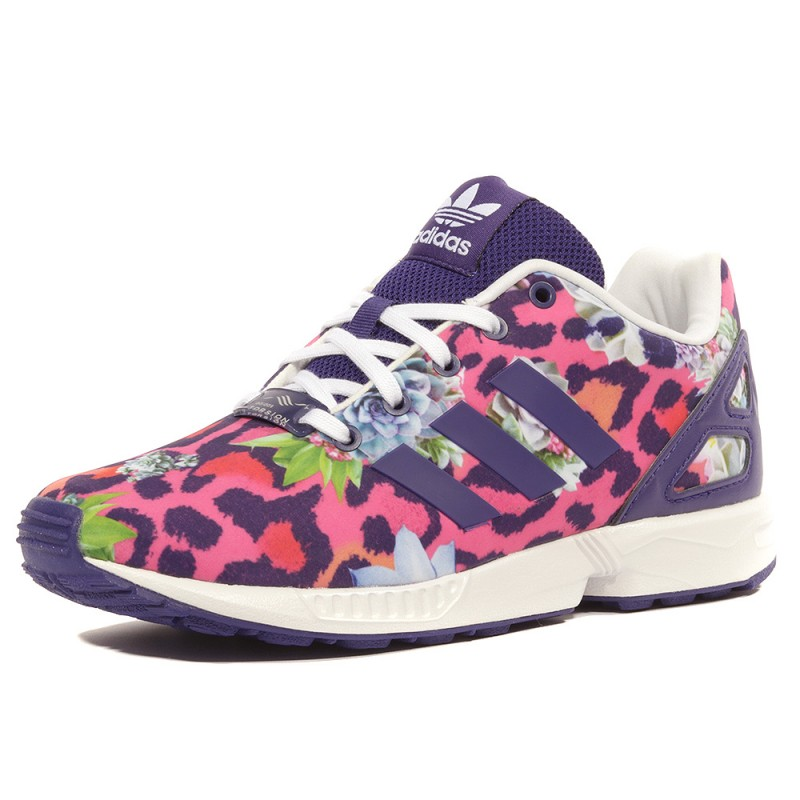 adidas zx flux fille