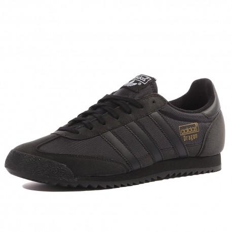 Dragon OG Garçon Chaussures Noir Adidas