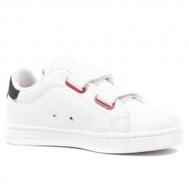 Palavela 2 Garçon Chaussures Blanc Kappa