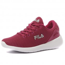 Fury Run Femme Chaussures Rose Fila