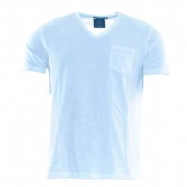 Rm Homme Tee-Shirt Bleu Rms26