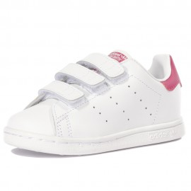 Stan Smith Fille Chaussures Blanc Adidas