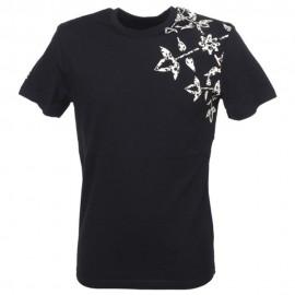 Terzo Homme Tee-Shirt Noir Oxbow