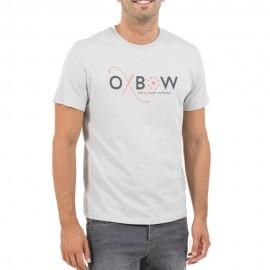 Tassaro Homme Tee-Shirt Gris Oxbow