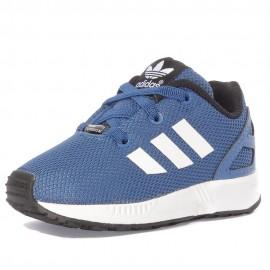 Zx Flux Bébé Garçon Chaussures Bleu Adidas