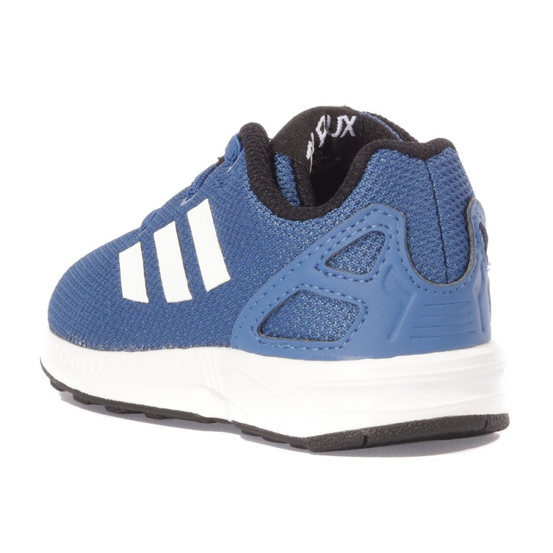 fba3acd1c35c4 Zx Flux Bébé Garçon Chaussures Bleu Adidas