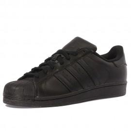 Superstar Homme Femme Chaussures Noir Adidas