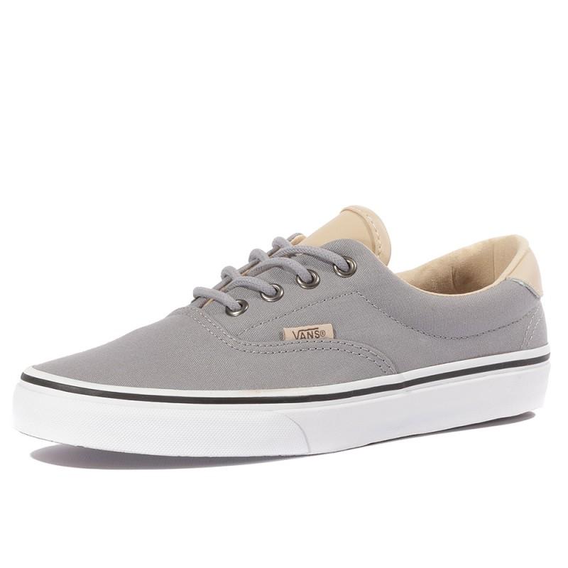 chaussure vans femme grise