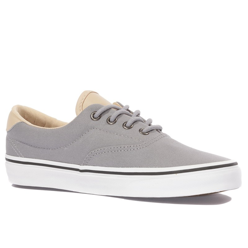 vans u authentic gris