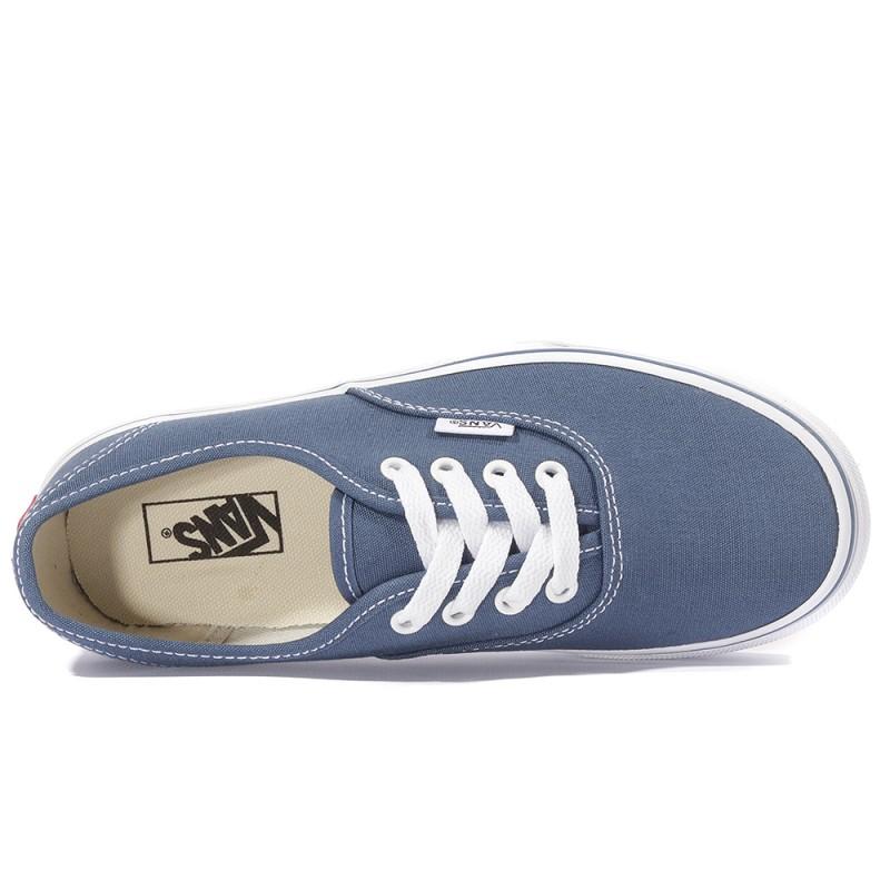 vans bleu marine pour fille