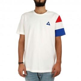 Tri Sp Homme Tee-Shirt Blanc Le Coq Sportif