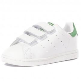 Stan Smith Bébé Garçon Fille Chaussures Blanc Adidas